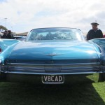 Winner Best Of Show 1963 Cadillac Owner being Mick Dury